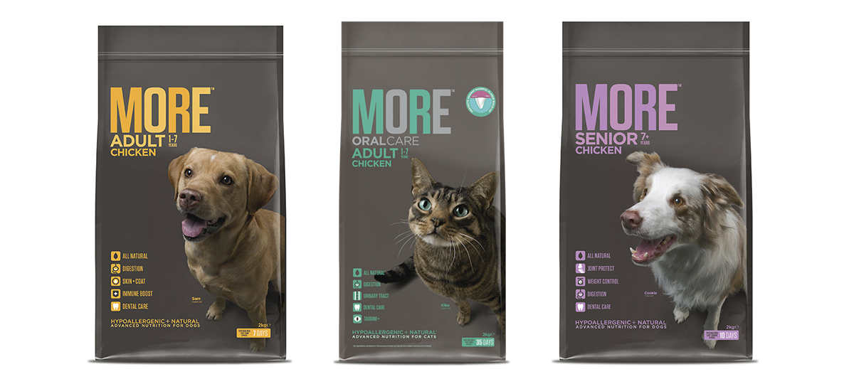 More Pet Food